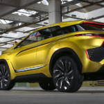 University Mitsubishi New Crossover Geneva Motor Show