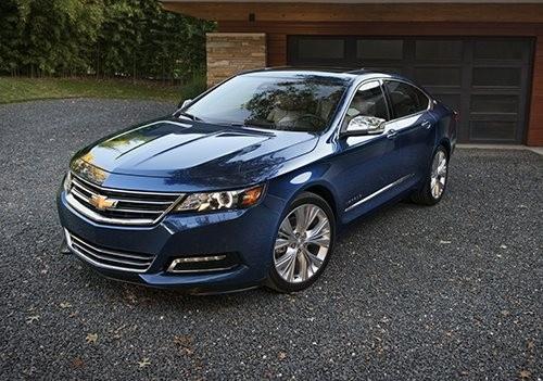 2016 Chevy Impala