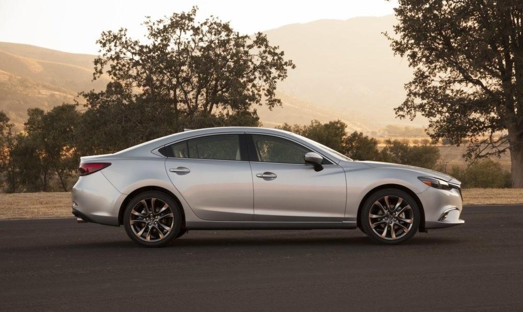 2016 Mazda