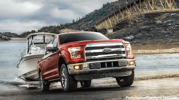 2017 Ford F150 Exterior