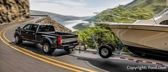 2017 Ford Super Duty Power