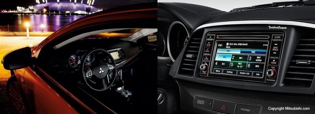 Mitsubishi-lancer-interior