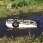 University Mitsubishi Sinking Car Everglades