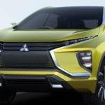 University Mitsubishi Autonomous Driving eX Concept