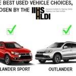 University Mitsubishi IIHS Outlander Sport Teen Driver