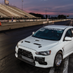 University Mitsubishi Lancer Evo X Quarter Mile