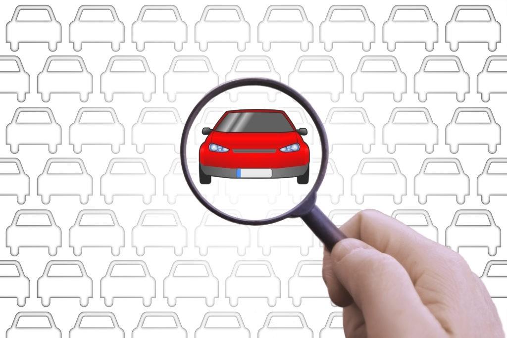 University Mitsubishi Picking Car
