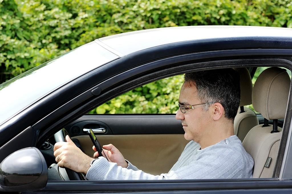 University Mitsubishi Technology Distracted Driving Tips