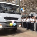 University Mitsubishi Fuso Electric Truck eCanter