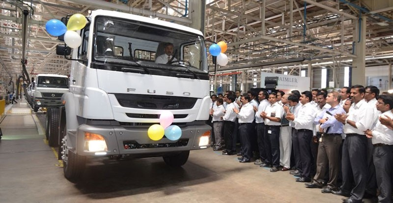 University Mitsubishi Fuso Electric Truck eCanter