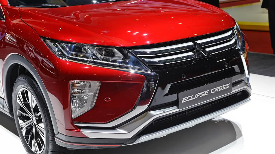 Mitsubishi Motors Latest Models >> Mitsubishi Motors Plans Eleven New Models