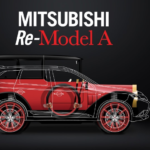 University Mitsubishi Re-Model A Debut