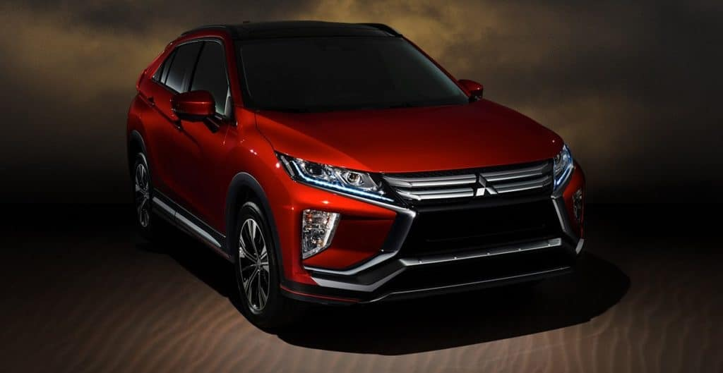 University Mitsubishi 2018 Eclipse Cross Los Angeles