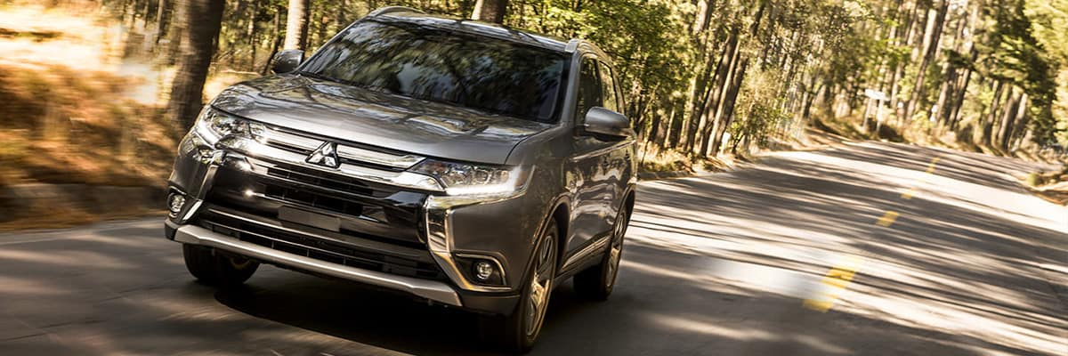 University Mitsubishi 2018 Outlander Performance