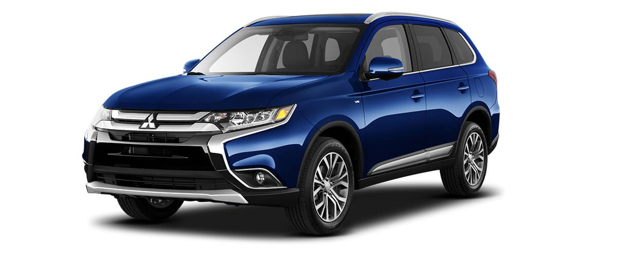 University Mitsubishi 2018 Outlander Stock
