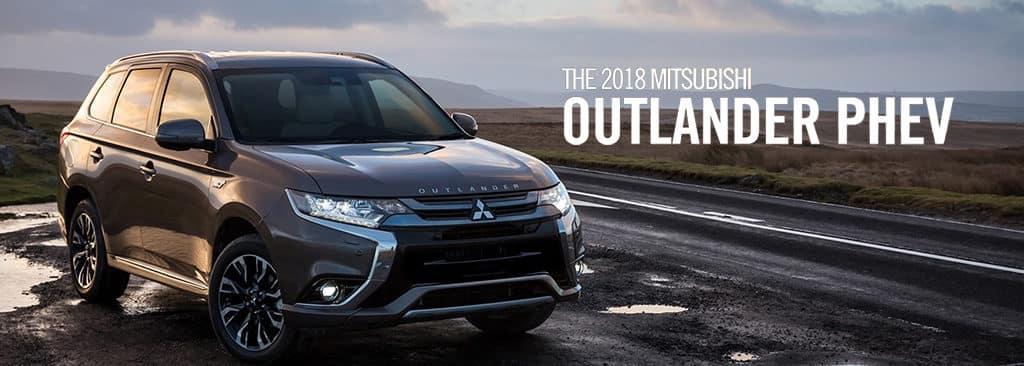 University 2018 Outlander PHEV Mitsubishi
