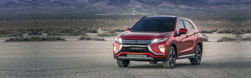 University Mitsubishi 2018 Eclipse Cross In-House