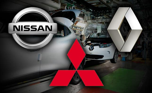 Nissan-Renault-Mitsubishi Alliance Begins an Expensive Venture