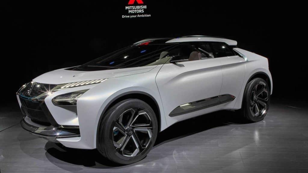 Miami Lakes Automall Mitsubishi e-Evolution SUV Concept