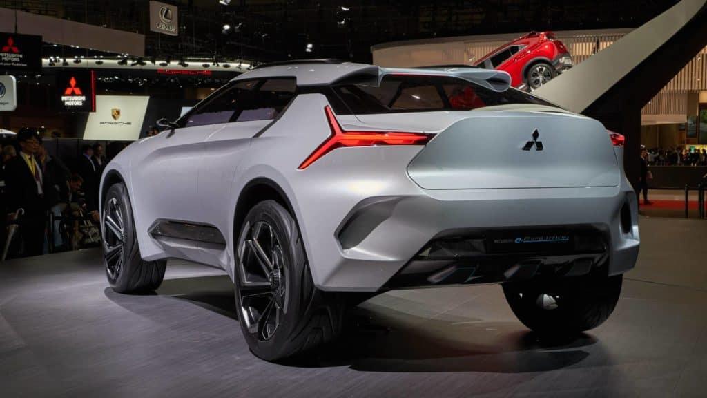 Miami Lakes Automall Mitsubishi e-Evolution SUV Concept 1