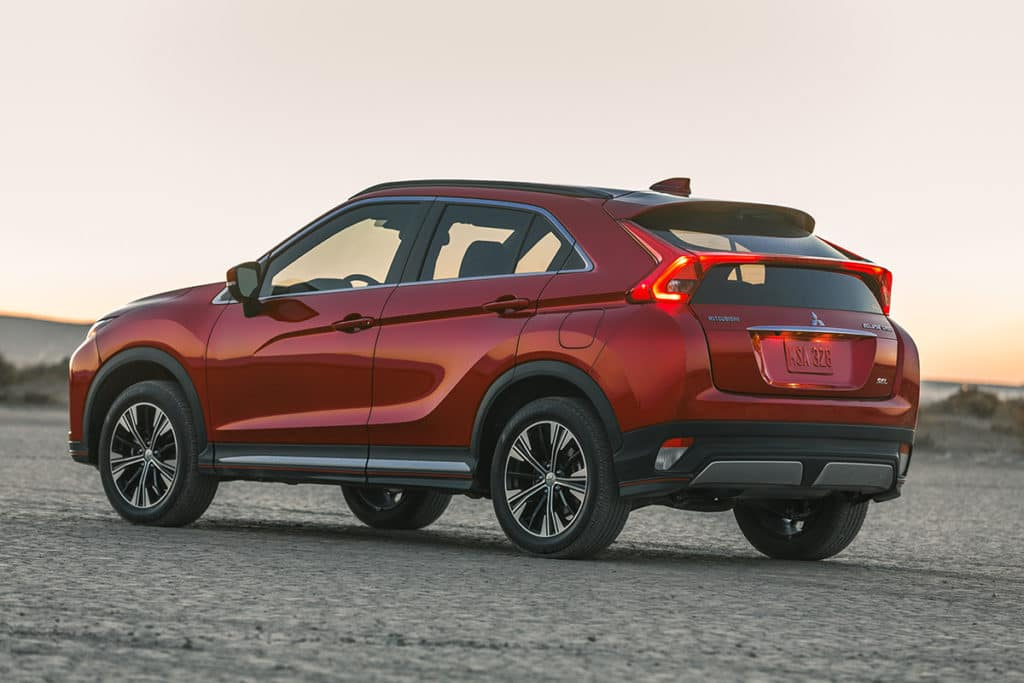 University Mitsubishi Eclipse Cross Reviews