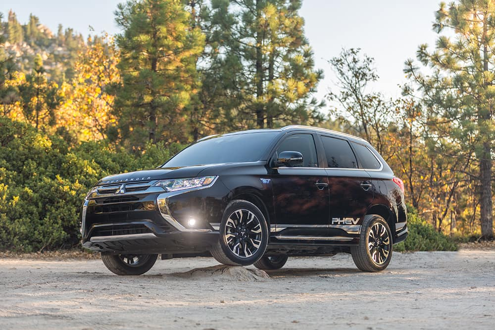 University Traffic 2018 Mitsubishi Outlander PHEV