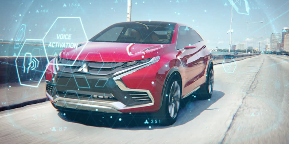 The Ongoing Evolution of Mitsubishi's Infotainment System