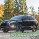 University 2018 Mitsubishi Outlander PHEV Green Car Journal