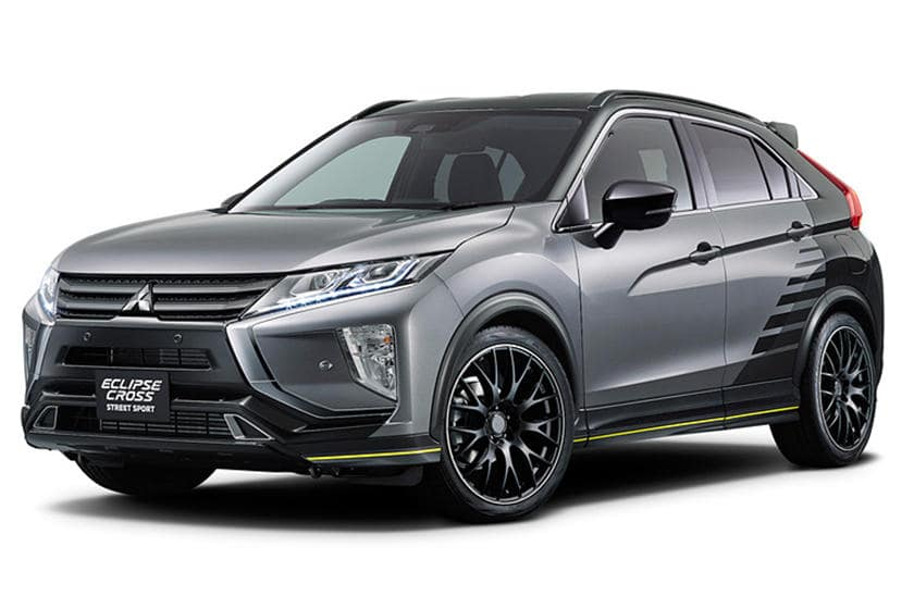 University Mitsubishi Eclipse Cross Street Sport