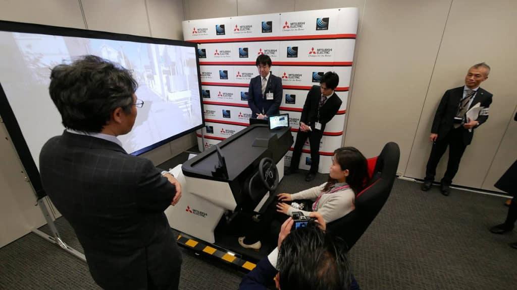 University Mitsubishi Smart Navigation