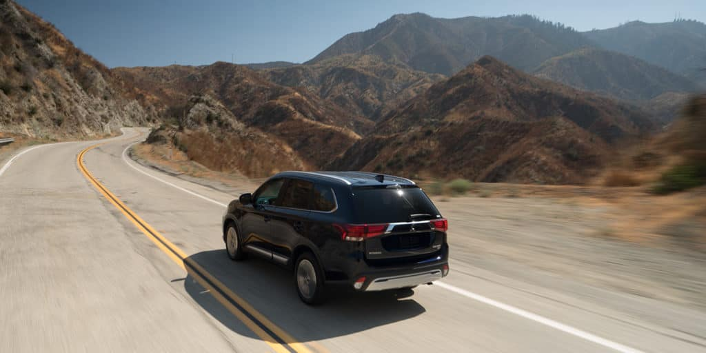 University Mitsubishi 2019 Outlander