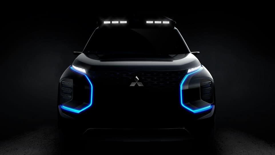 University Mitsubishi Concept Geneva Motor Show