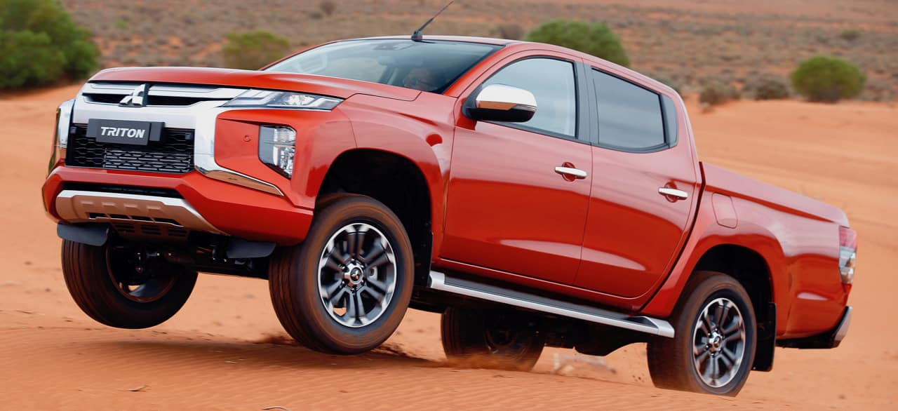 Mitsubishi Is Focusing On Pickup S For 2020 And 2021 University