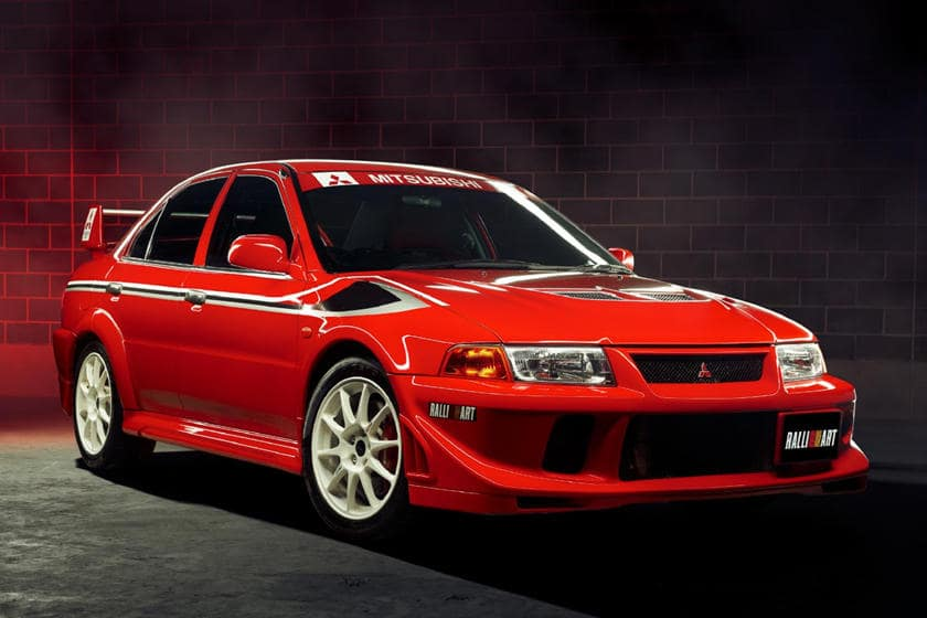 Some of the Best Mitsubishi Vehicles of the Past
