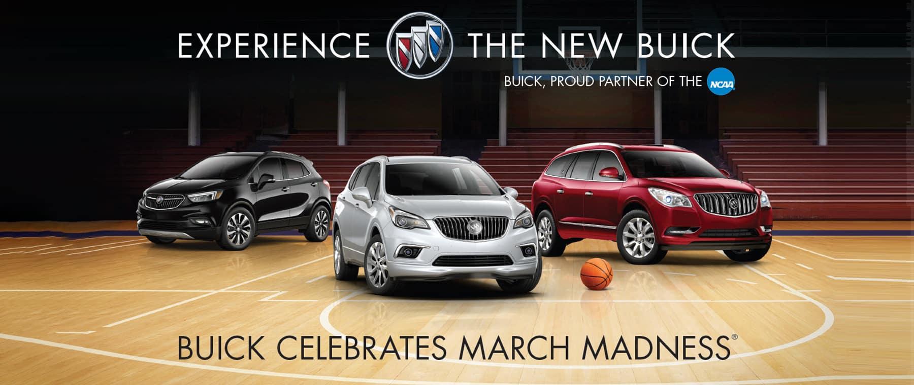 Buick Celebrates March Madness