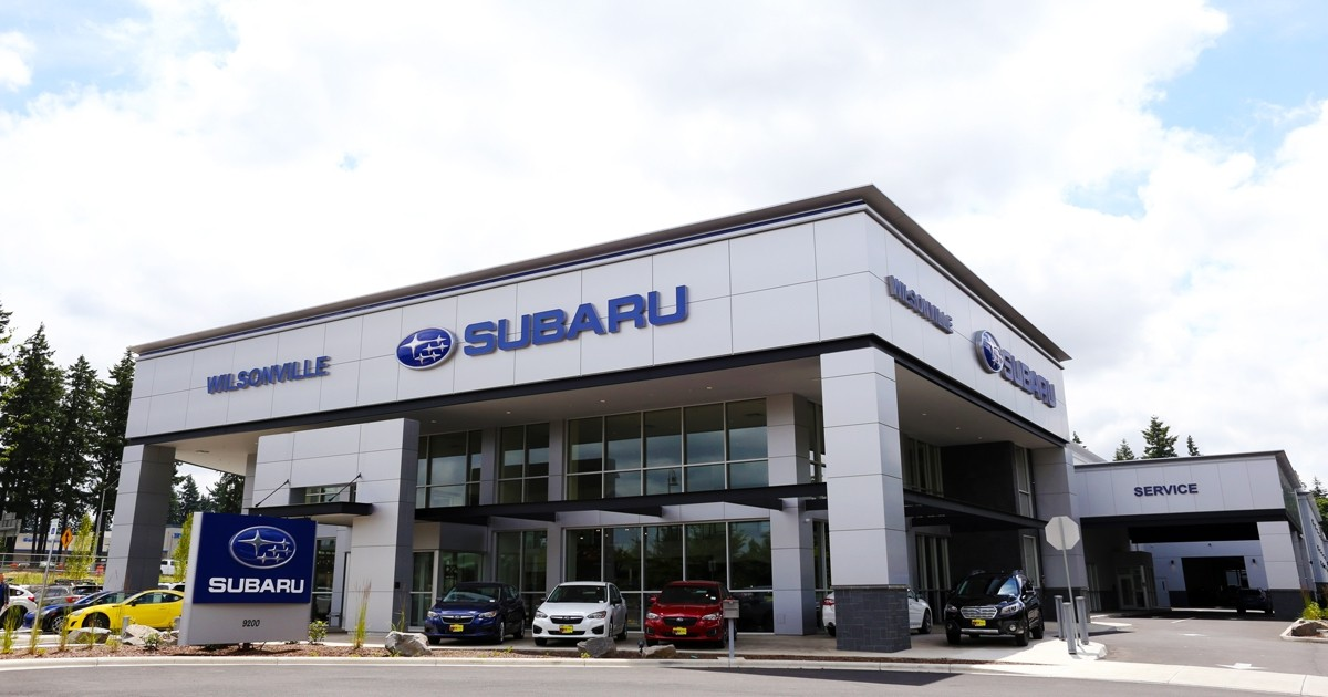 Subaru Dealer Near Me >> Wilsonville Subaru Subaru Dealer In Wilsonville Or
