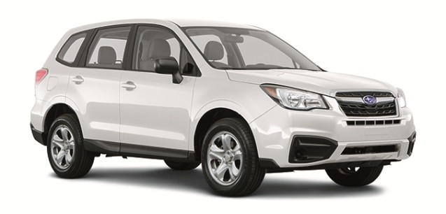 2018 Forester Special Offers