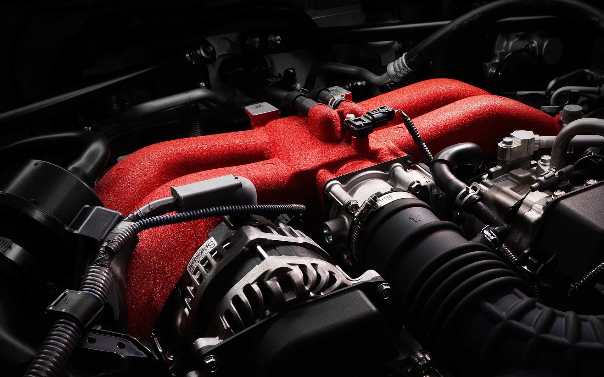 BRZ-engine
