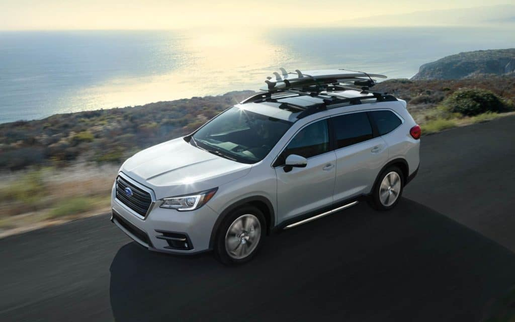 update on the 2019 subaru ascent wilsonville subaru