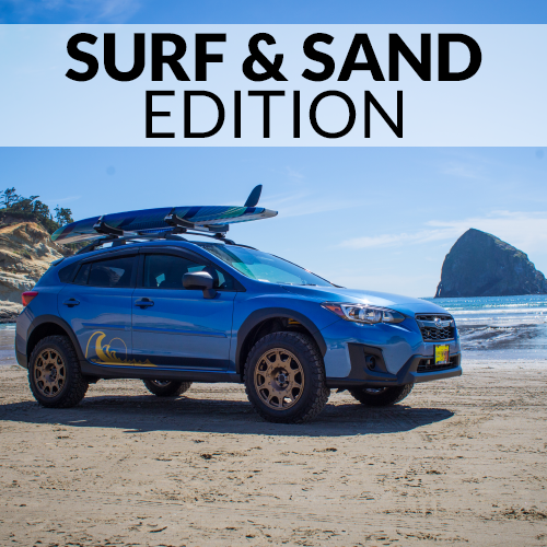 Surf and Sand Edition