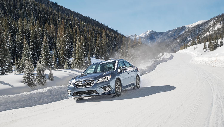 2018 Subaru Legacy Features Wilsonville Fuel Filter Location Symmetrical Awd