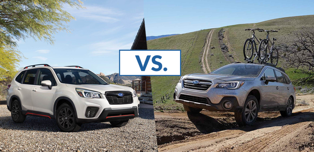 Forester Vs Outback >> Subaru Outback Vs Forester Which Is Best For You