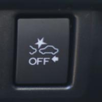 Pre-Collision Braking Button