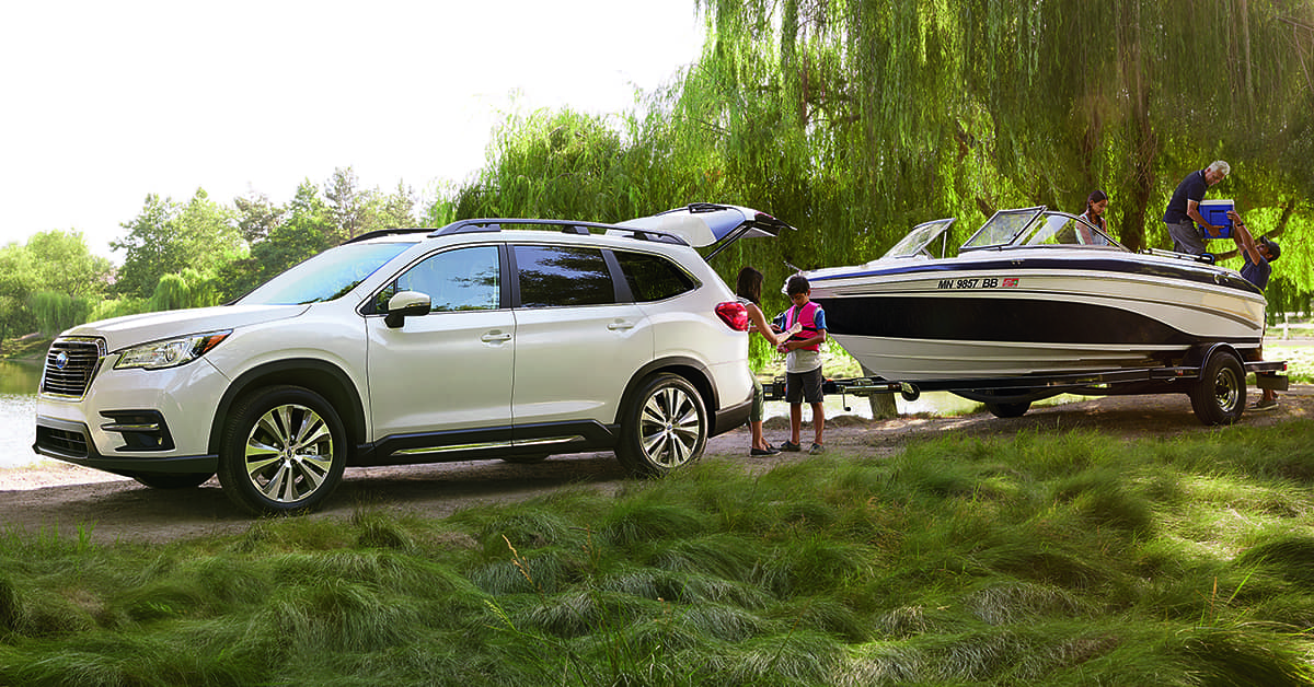 Subaru Forester Towing Capacity >> How Much Can My Subaru Tow Subaru Towing Guide Wilsonville Subaru
