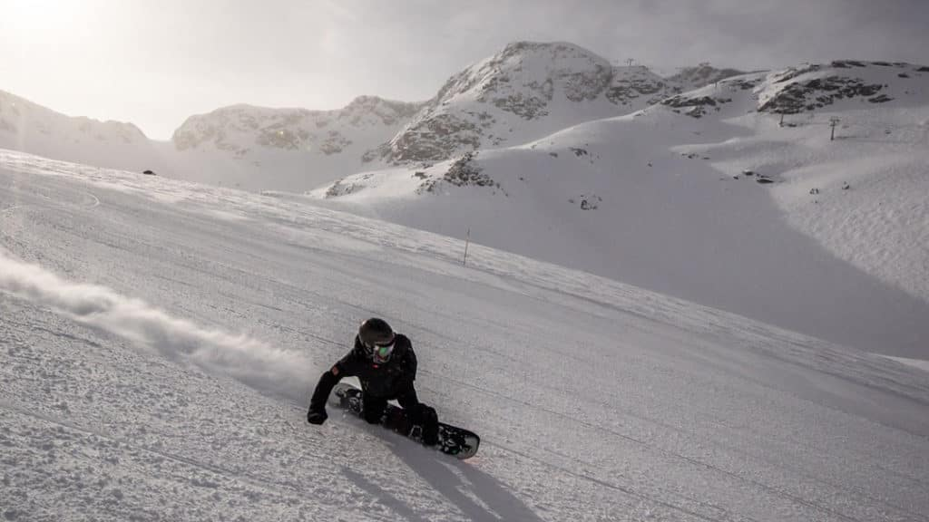 Whistler-Blackcomb Skiing