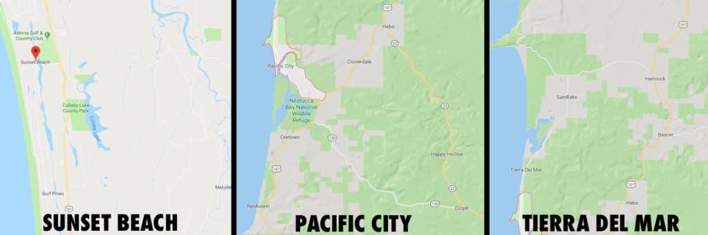 beach maps