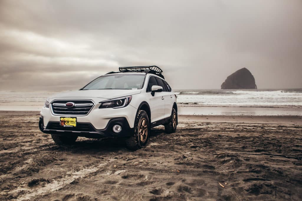 Subaru Outback Pacific City