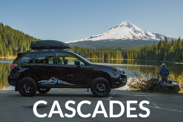cascade edition forester