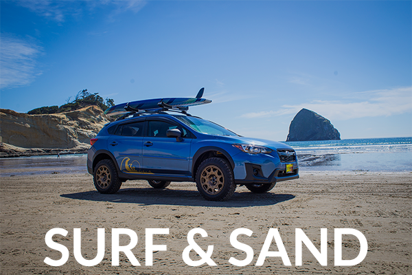 surf and sand edition crosstrek