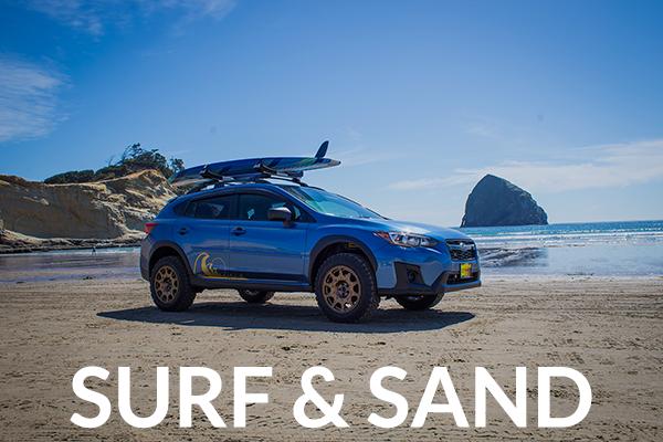 surf and sand edition crosstrek